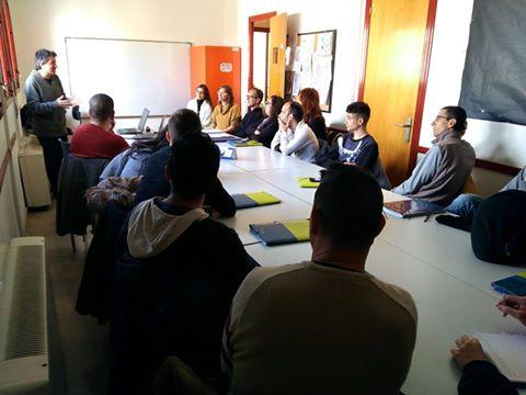 CUÏC realitza una Sessió d'orientació professional amb l'IMFE – Mas Carandell al Centre Cívic Ponent de Reus.
